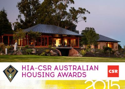 HIA Australian Awards 2015