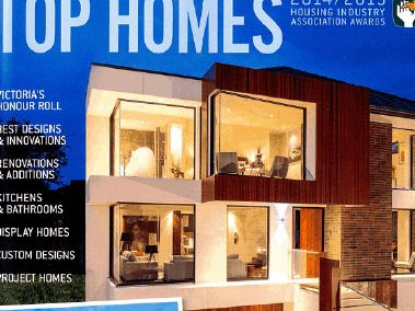 Top Homes – HIA Awards